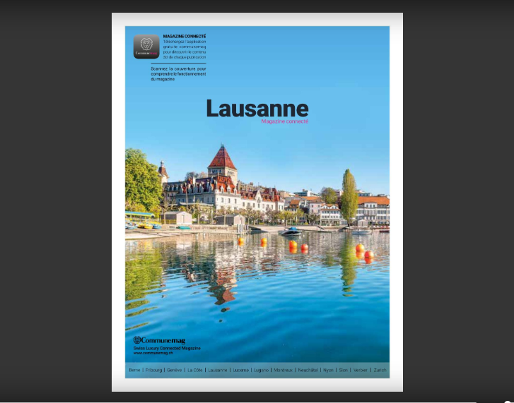 lausanne 2018 by communemag
